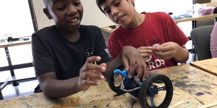 2018 STEAM Summer Camps